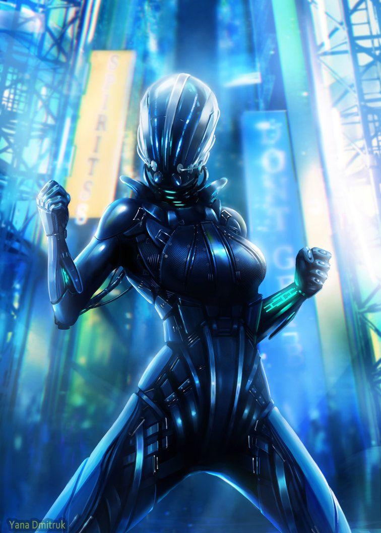 Flow by straidy on deviantart futuristic art cyberpunk