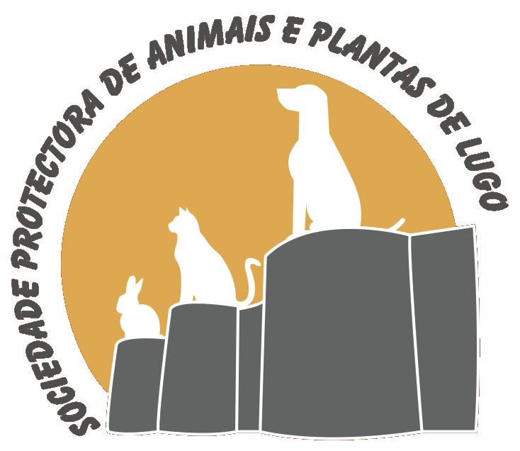 Logotipo Sociedad Protectora de Animales y Plantas de Lugo