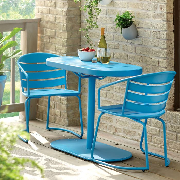 Parrish 3 Piece Bistro Set I want that in my house