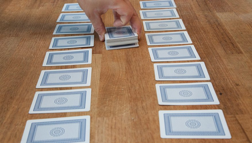 Trash Card Game Rules Our Pastimes Card games for kids