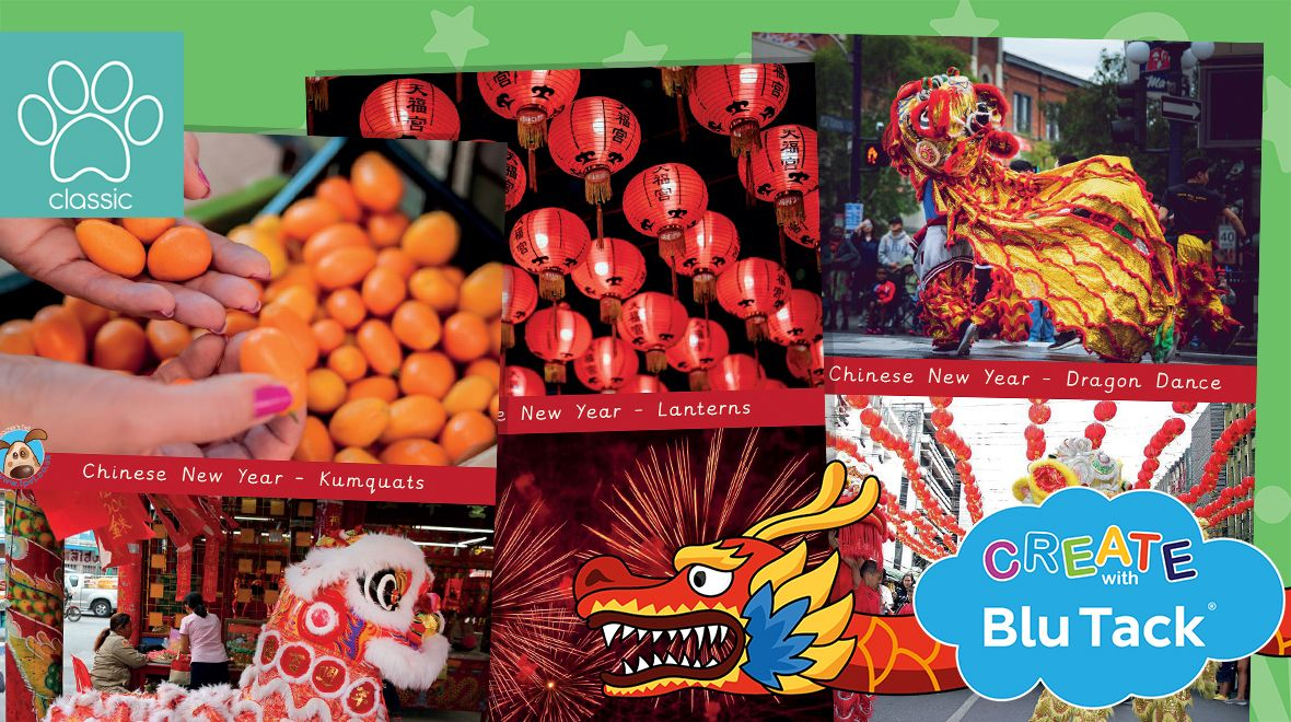 Chinese New Year Photo Discussion Pack in 2020 New year