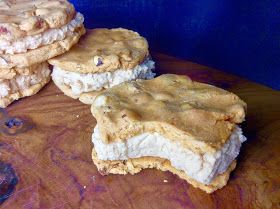 Food Fitness by Paige: Peanut Butter Sandwich Cookies