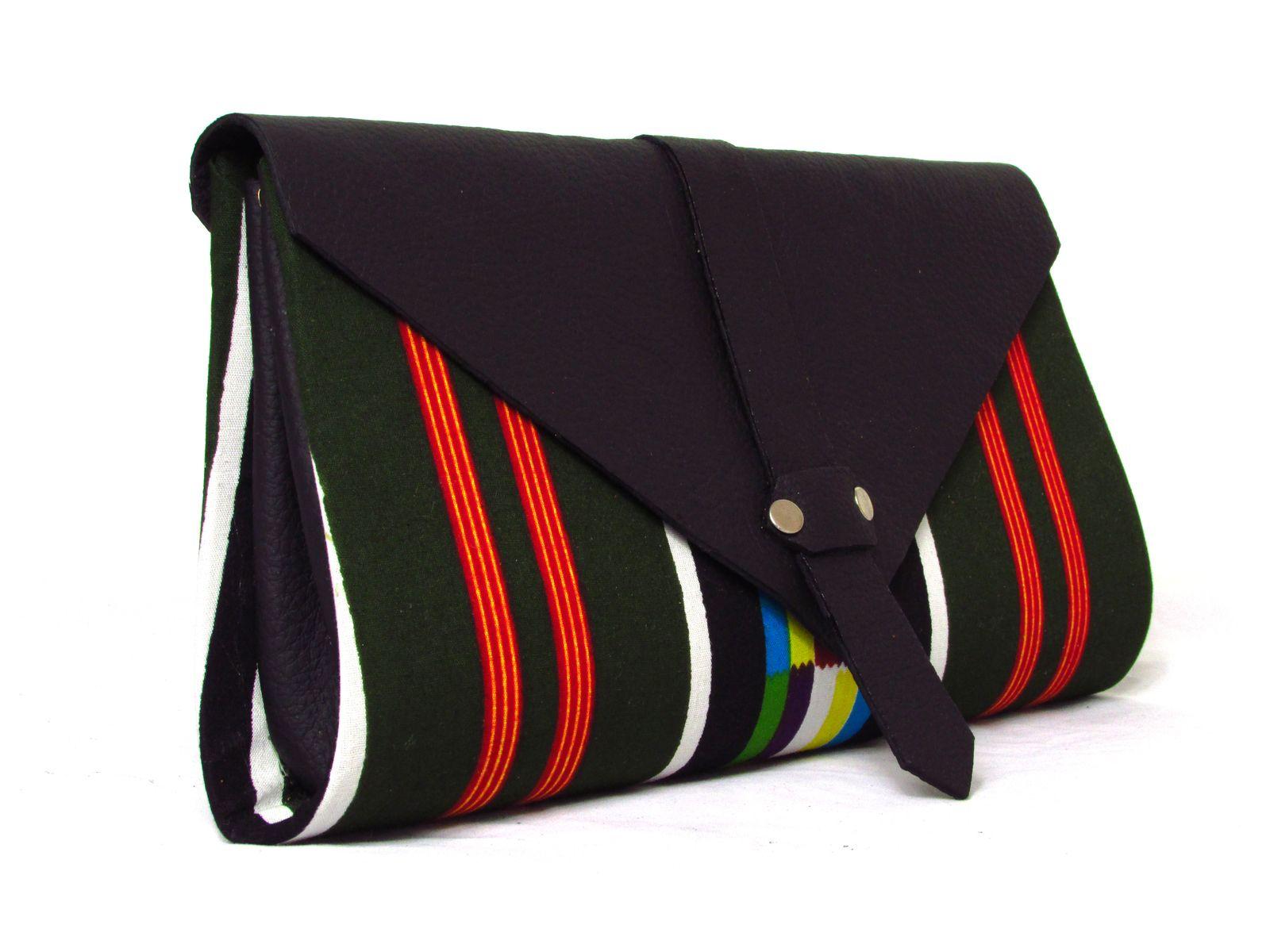 Fundi Unique Handmade African Bags Layla Modern Tradition Australia African Bag Handmade Handbags Handmade African