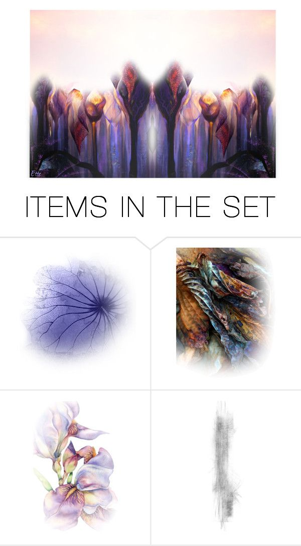 """""""16 903. Untitled #10526"""" by etteniotna ❤ liked on Polyvore featuring art"""