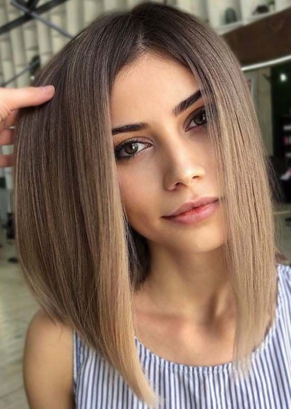 Amazing Lob Hairstyles For Women To Try In Year 2020 In 2020 With