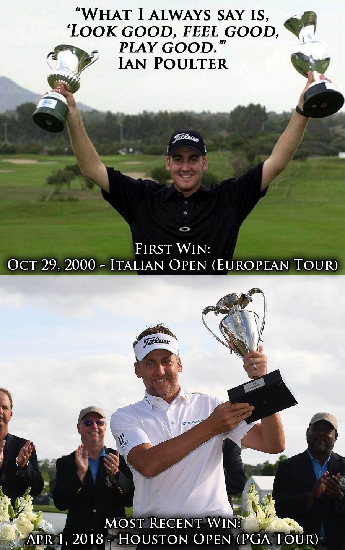 Happy Birthday To Ian Poulter Poulter Earned His First Professional Win On The European Tour At The 2000 Italian Open Gathering 16 European Tour Pga Tour Pga