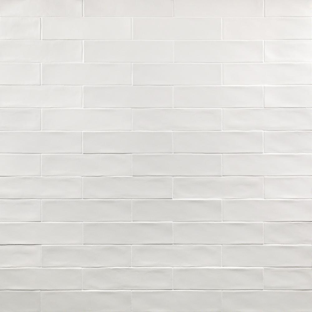 Ivy Hill Tile Strait White 3 In X 12 In 8 Mm Polished Ceramic Subway Wall Tile 22 Piece 5 38 Sq Ft Ceramic Subway Tile Textured Subway Tile Ivy Hill Tile