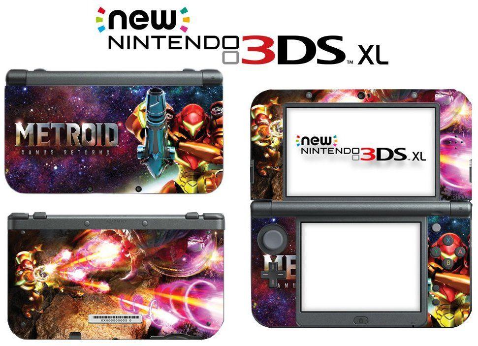 metroid samus returns aran fusion suit zero video game vinyl decal skin metroid metroid samus samus