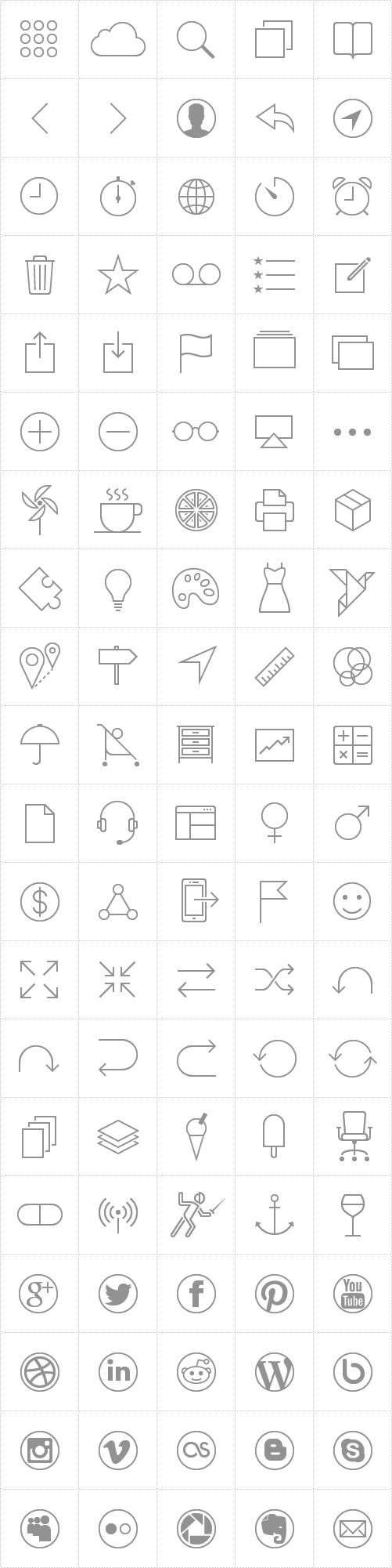 Free retina iOS 7 tab bar icons - Watch Create Short Meaningful Videos via Gloopt. https://itunes.apple.com/us/app/gloopt/id885729225