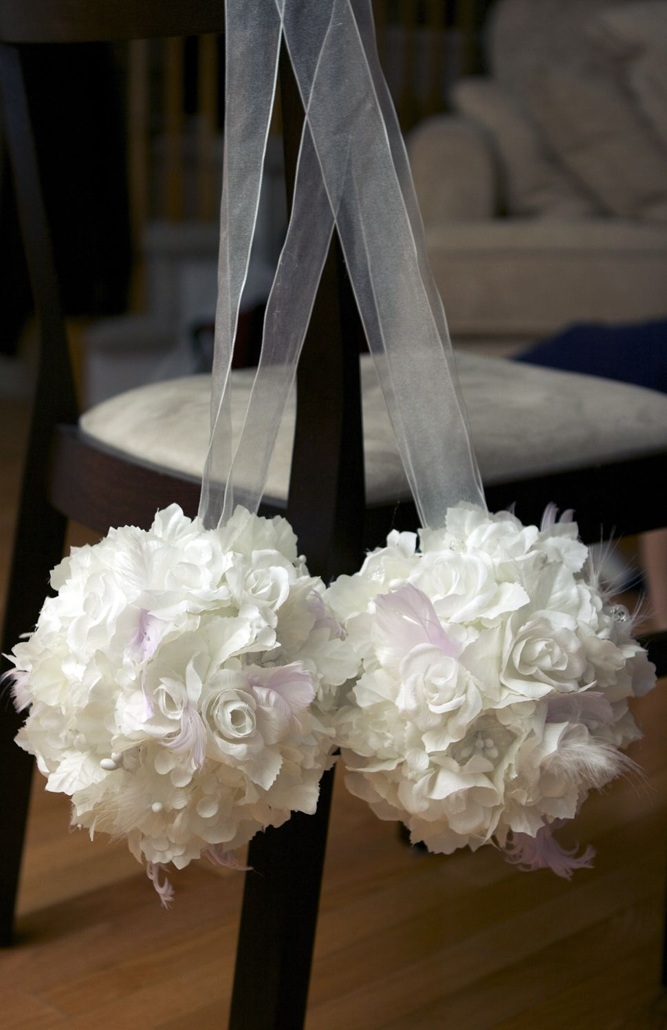 Diy kissing balls church decor wedding pinterest kissing ball