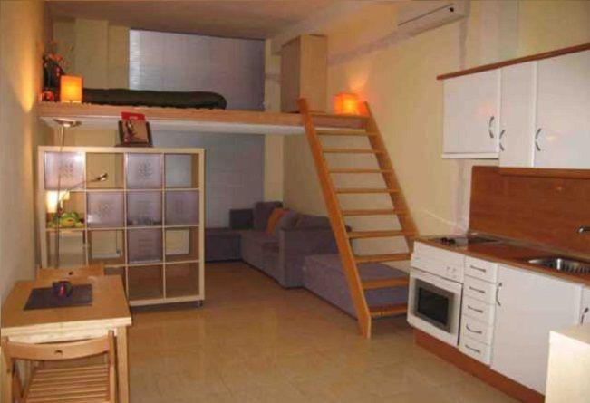 Habitacion en el 651 445 proyectos para - Altillos en habitaciones ...