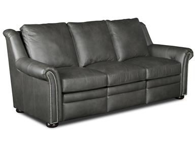 Bradington Young Newman Sofa Full Recline At Both Arms