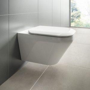 Set vas wc suspendat cu capac softclose Ideal Standard Tonic II ...