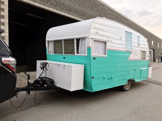 1960 Shasta Deluxe For Sale 13 000 Free Shipping
