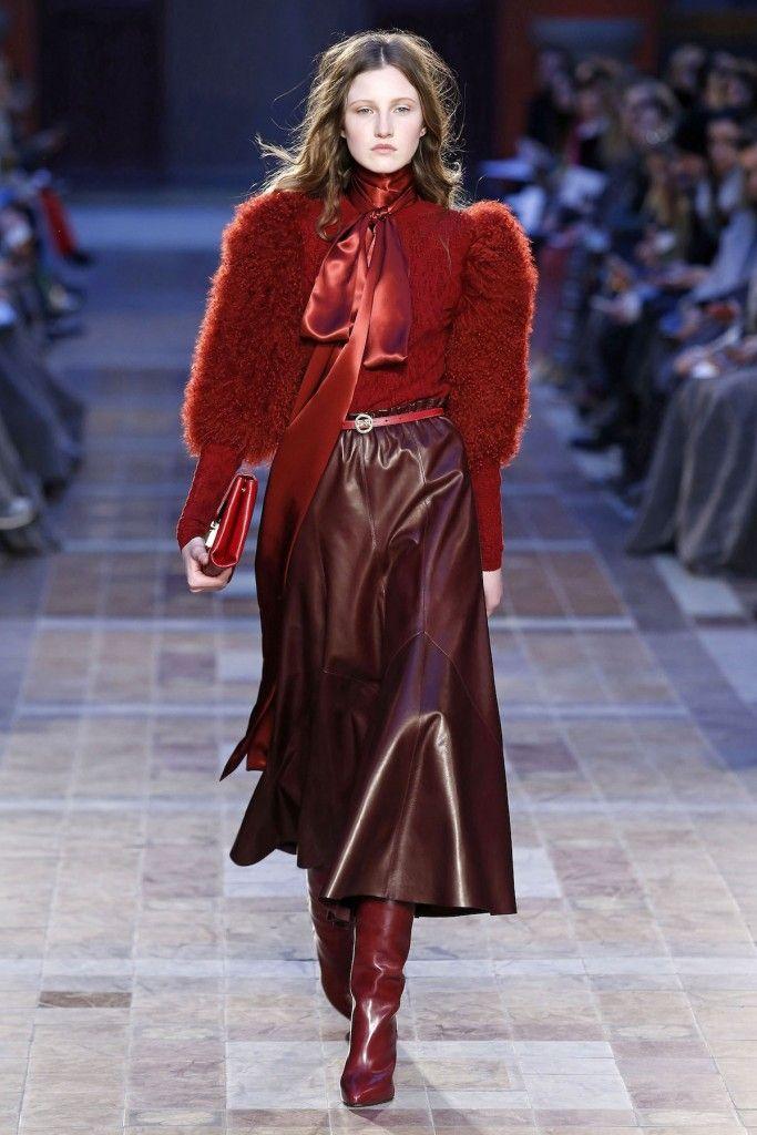 Sonia Rykiel, A-H 16/17 - L'officiel de la mode