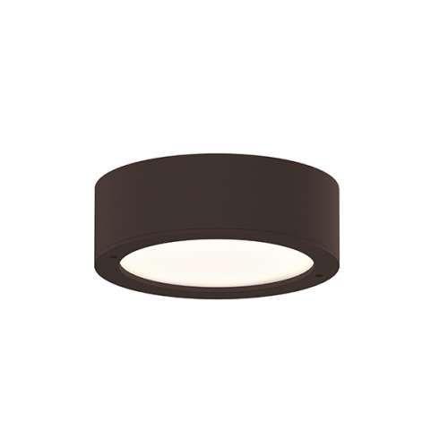 Reals Outdoor Led Surface Mount Plate Lens Modern Outdoor Ceiling Light Bronze Led Light Design