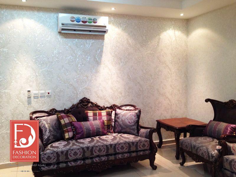 ورق جدران اوروبي 100 Decor Wallpaper ورق جدران ورق حائط ديكور فخامة جمال منازل Decor Home Decor Decor Home