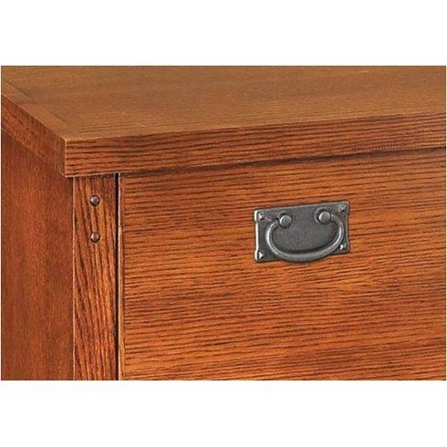 Kathy Ireland · Mission Pasadena 2 Drawer Lateral File Cabinet