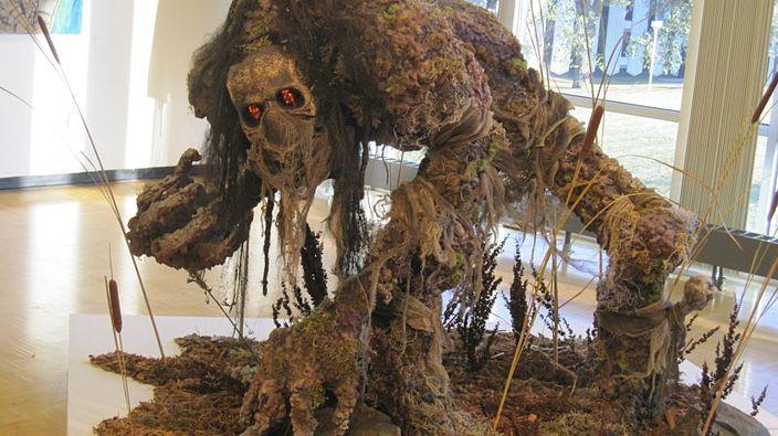 Ghoulzadin Nicholas Andrew Hames (Toolzadin) - real life artwork