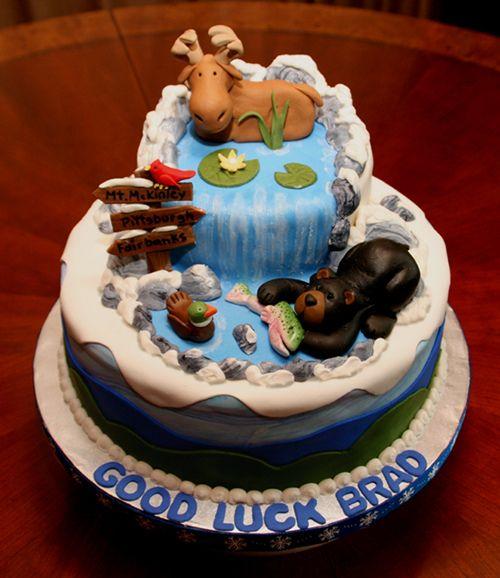 Alaska — Birthday Cakes