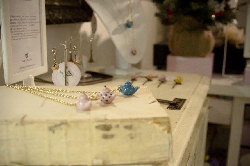 About - casetta di marzapane bijoux