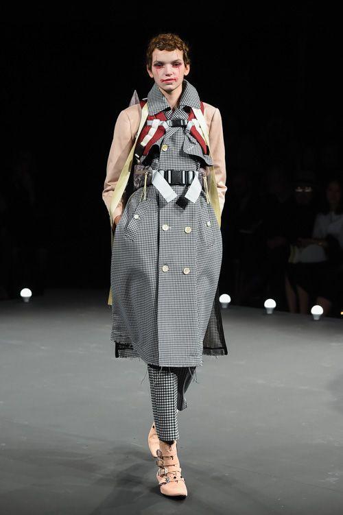 アンダーカバー 2016年春夏コレクション - ピエロが欺くロックンロール・サーカス - 写真87 | ファッションニュース - ファッションプレス