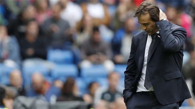 ماهو السبب الذي حال دون إقالة لوبيتيجي Real Madrid Madrid Real