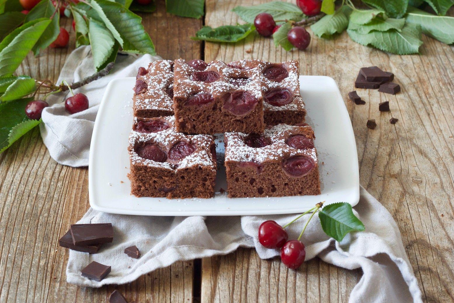 Schoko Kirsch Kuchen Rezept Interessant