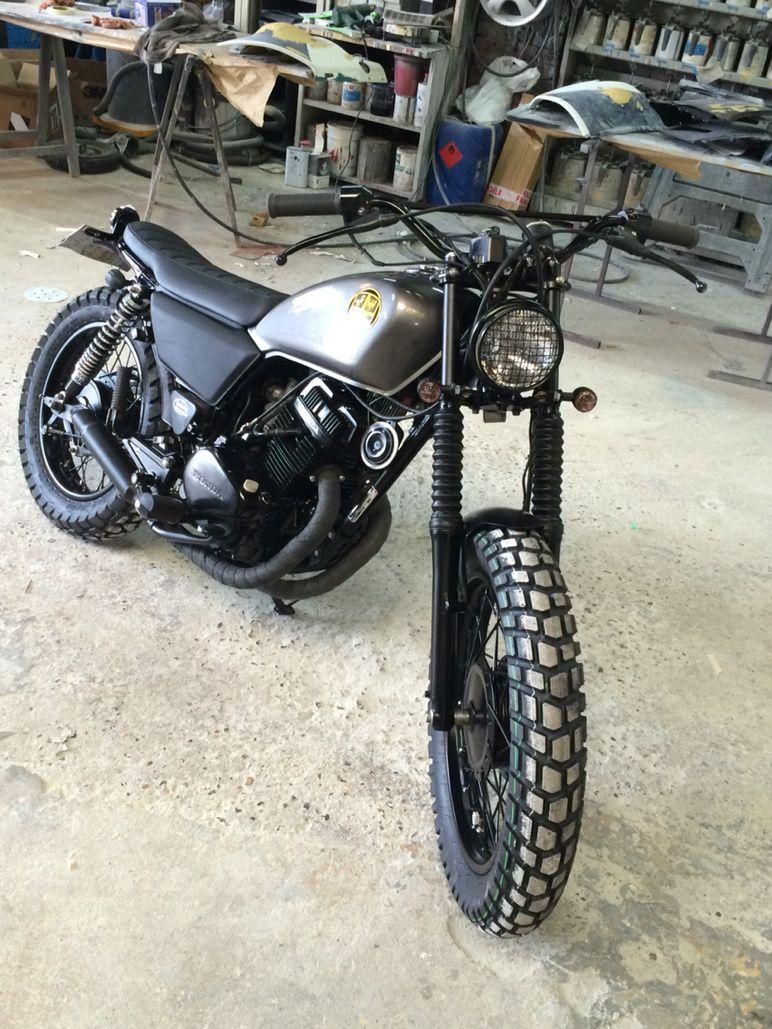 honda cm 125 scrambler moto 125cc pinterest honda. Black Bedroom Furniture Sets. Home Design Ideas