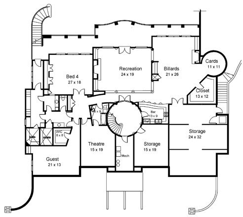 Best Ramboulett 6020 5 Bedrooms And 5 Baths The House 400 x 300