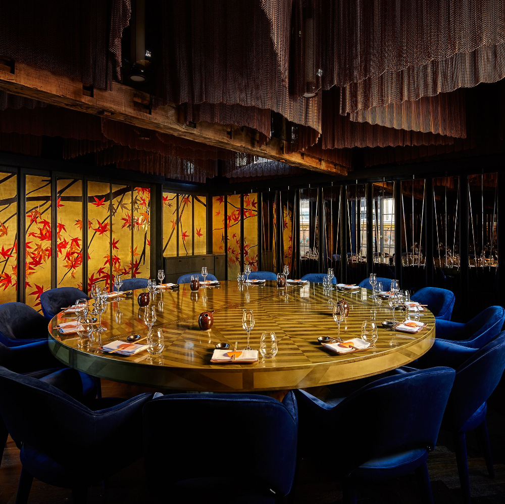 London 39 S Best Private Dining Rooms