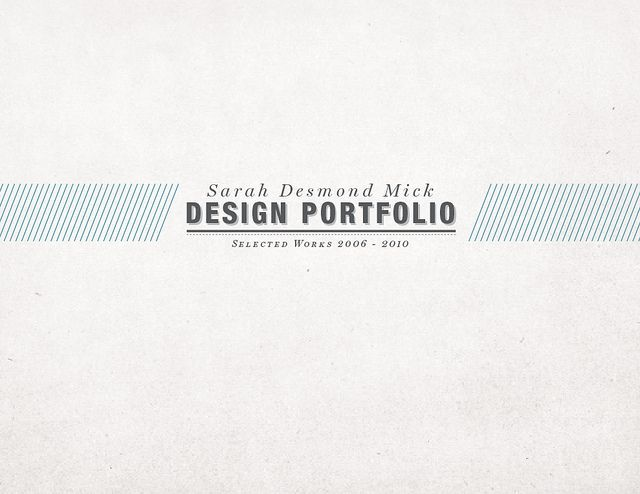 Portfolio  Portfolio Covers Portfolio Design And Layout Design