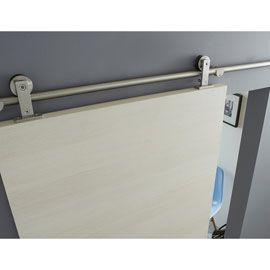 Système Coulissant Pour Pose Applique Porte Bois Yoko Bricolage - Système coulissant pour porte