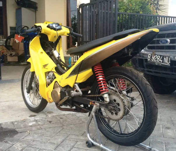 Modifikasi Honda Supra X 125 Road Race Road Racing Racing