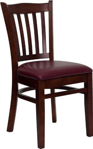 Flash Furniture Xu Dgw0008vrt Mah Burv Gg Hercules Series Mahogany