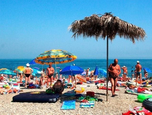 Гей пляж сочи