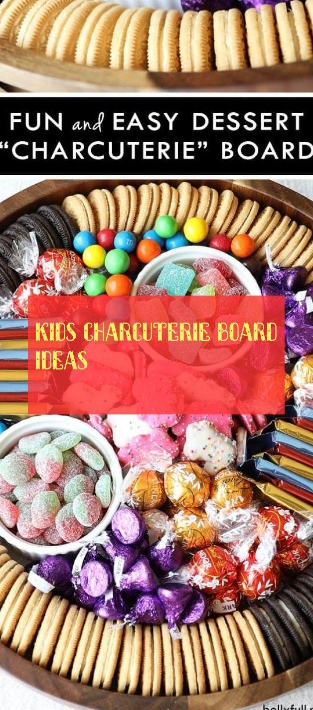 Kids Charcuterie Board Ideas #charcuterieboard