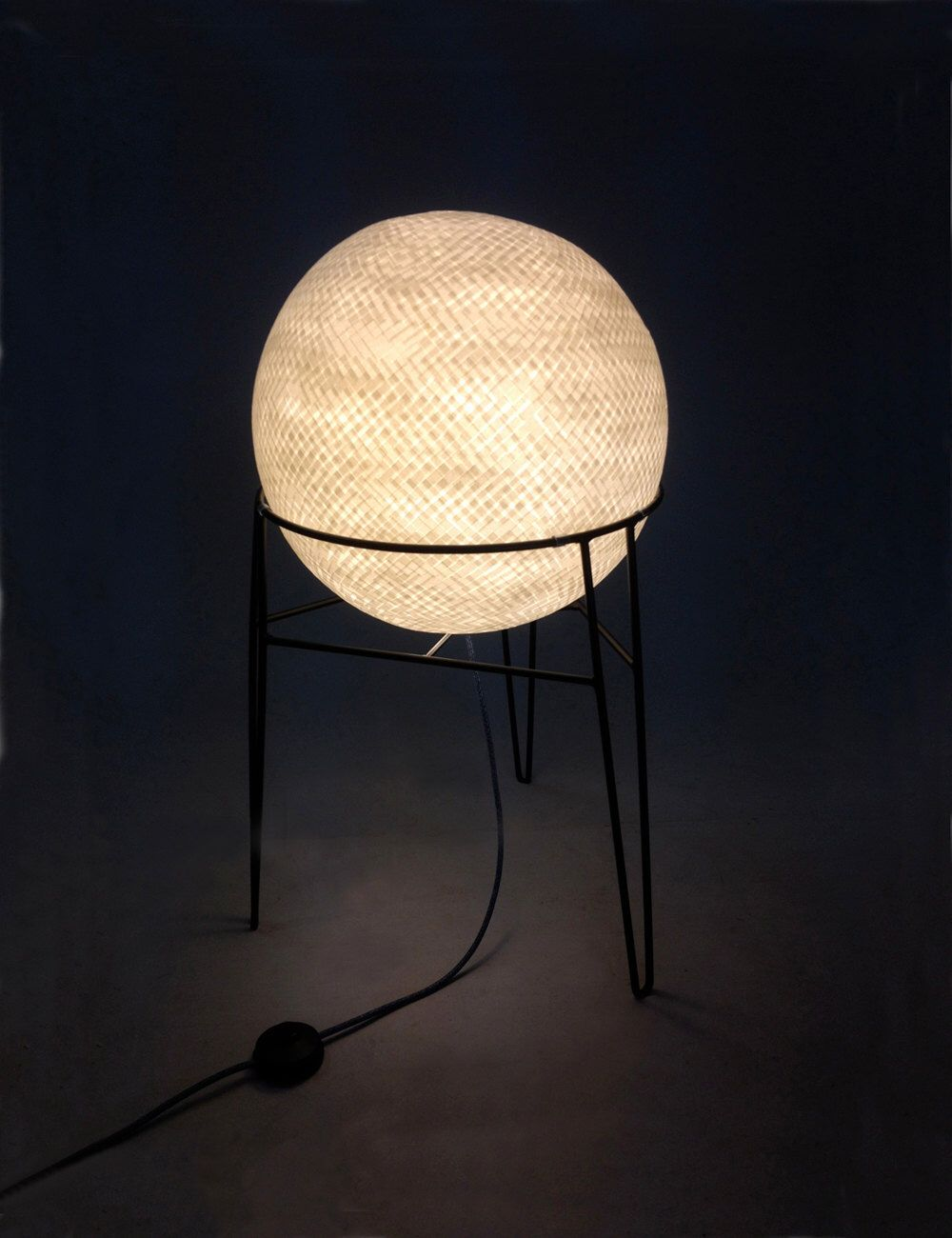 Paper floor lamp japanese paper lamp tripod lamp japanese paper floor lamp japanese paper lamp tripod lamp japanese paper cotton jean textile cable by dioshop on etsy aloadofball Images
