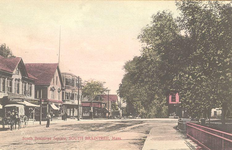 Historic Photos Braintree Massachusetts Braintree Braintree Massachusetts Boston History