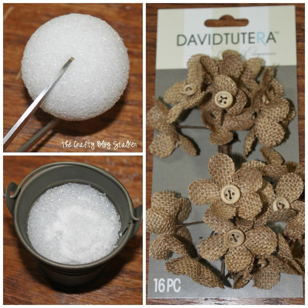 Burlap Home Decor: How To Make Beautiful Word Home Decor Or Party Decor