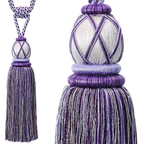 Rolls Highland Rope Curtain Tieback, Thistle #home #design #designer ...