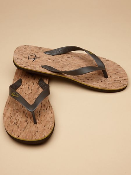 Penguin Cork Flip Flops The Most Comfortable Pair Of Flip Flops I