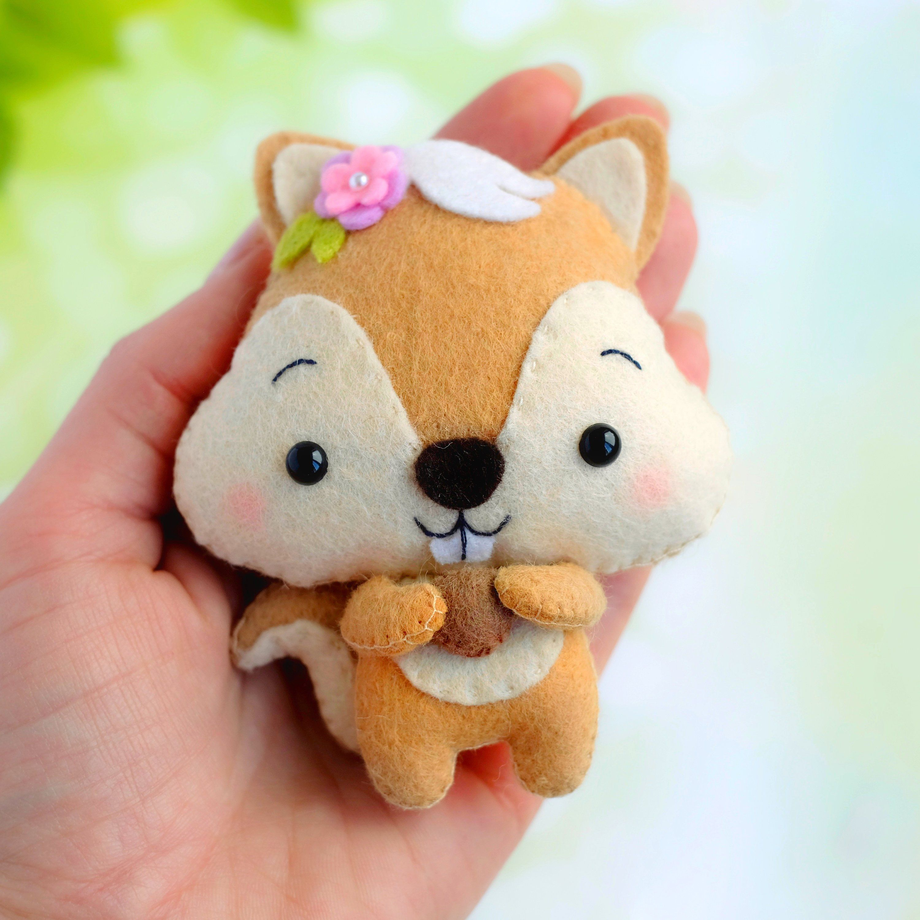 Squirrel Pdf Pattern Felt Woodland Animal Plush Toy Sewing Etsy In 2021 Felt Toys Patterns Sewing Projects For Beginners Diy Sewing Gifts [ 3000 x 3000 Pixel ]