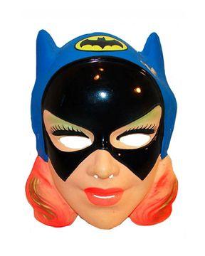 Pin by Barry Ross Rinehart on Super-Duper | Batgirl mask ...
