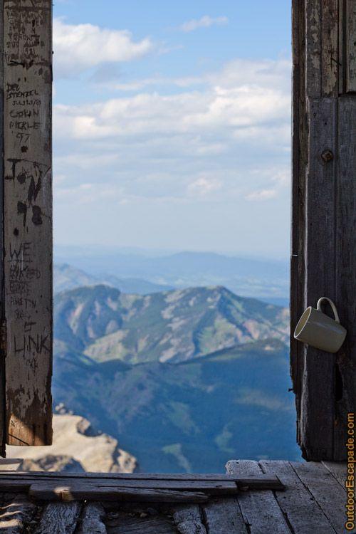 Mount Burke Hike To Cameron Fire Lookout In Highwood Kananaskis Canadian Travel Hiking Trip