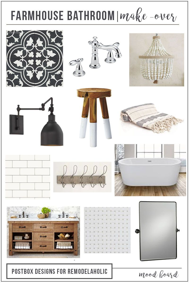 How To Create A Timeless Farmhouse Bathroom That Is Both Fixer