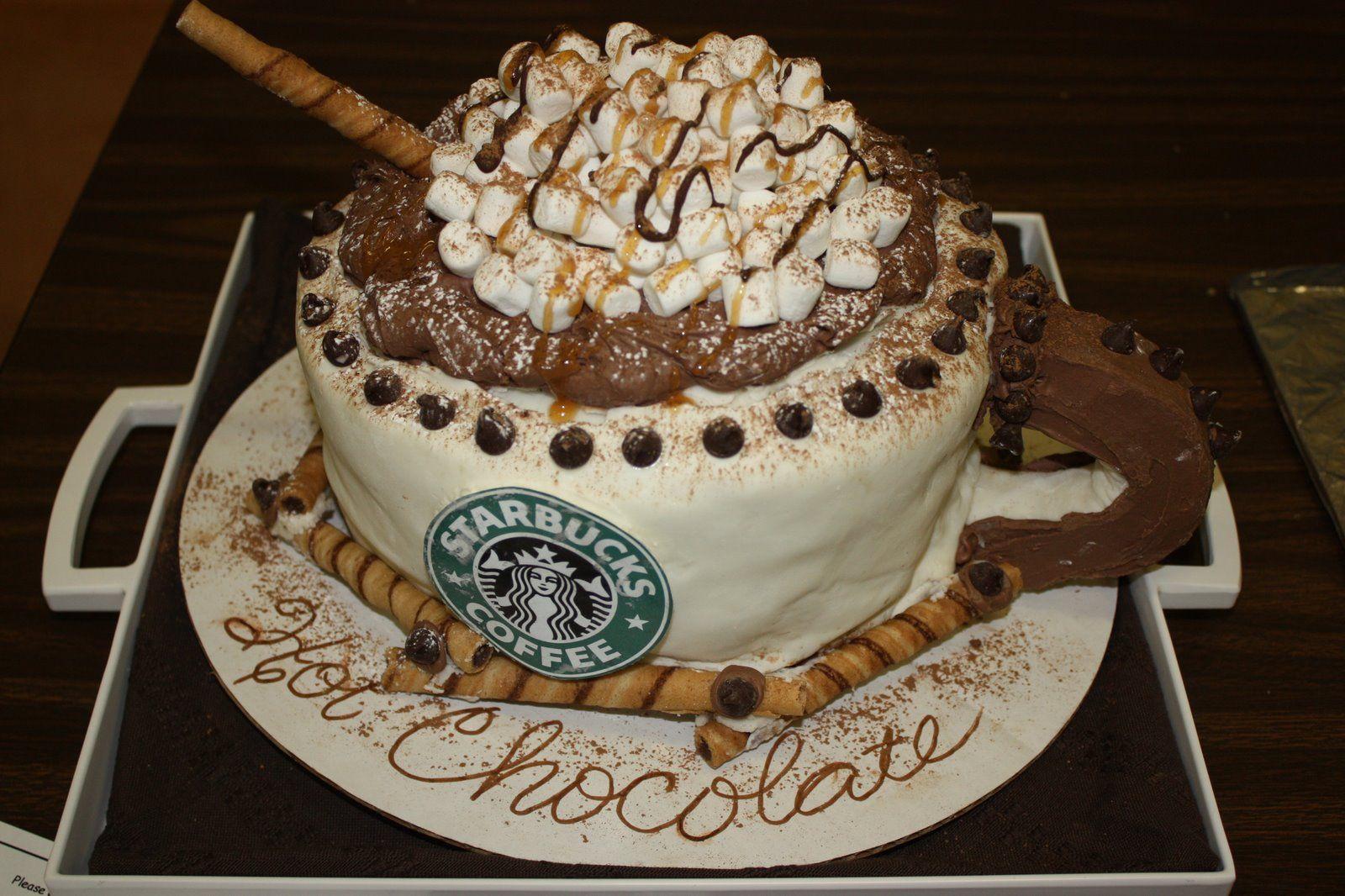 Hot chocolate cup cake no bake cake amazing cakes cake