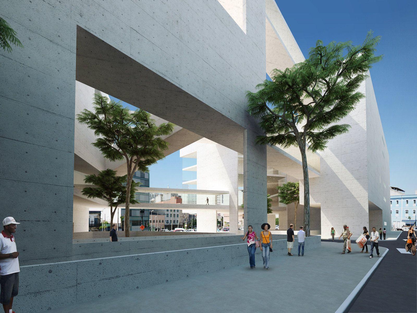 baixa_DMC_02_C5.jpg Museu da Democracia. São Paulo, SP, Brasil. Projeto: Escritório 'Brasil Arquitetura'.