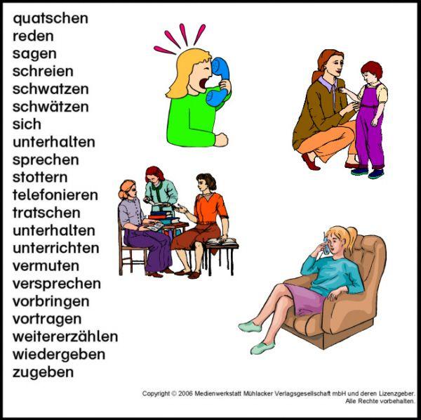 Bildergebnis für wortfeld machen arbeitsblatt | D Schreibtipps ...