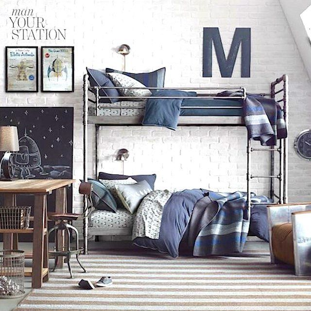 Websta halterassociatesrealty design tips for your boys bedroom a stylish room for brothers